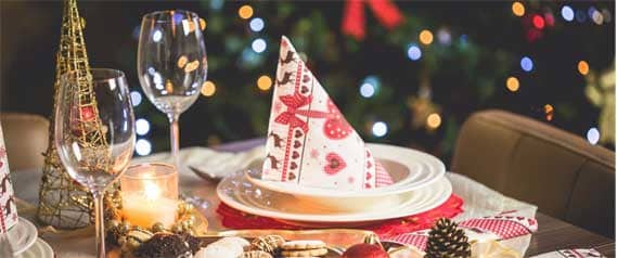Christmas Cookery Shows