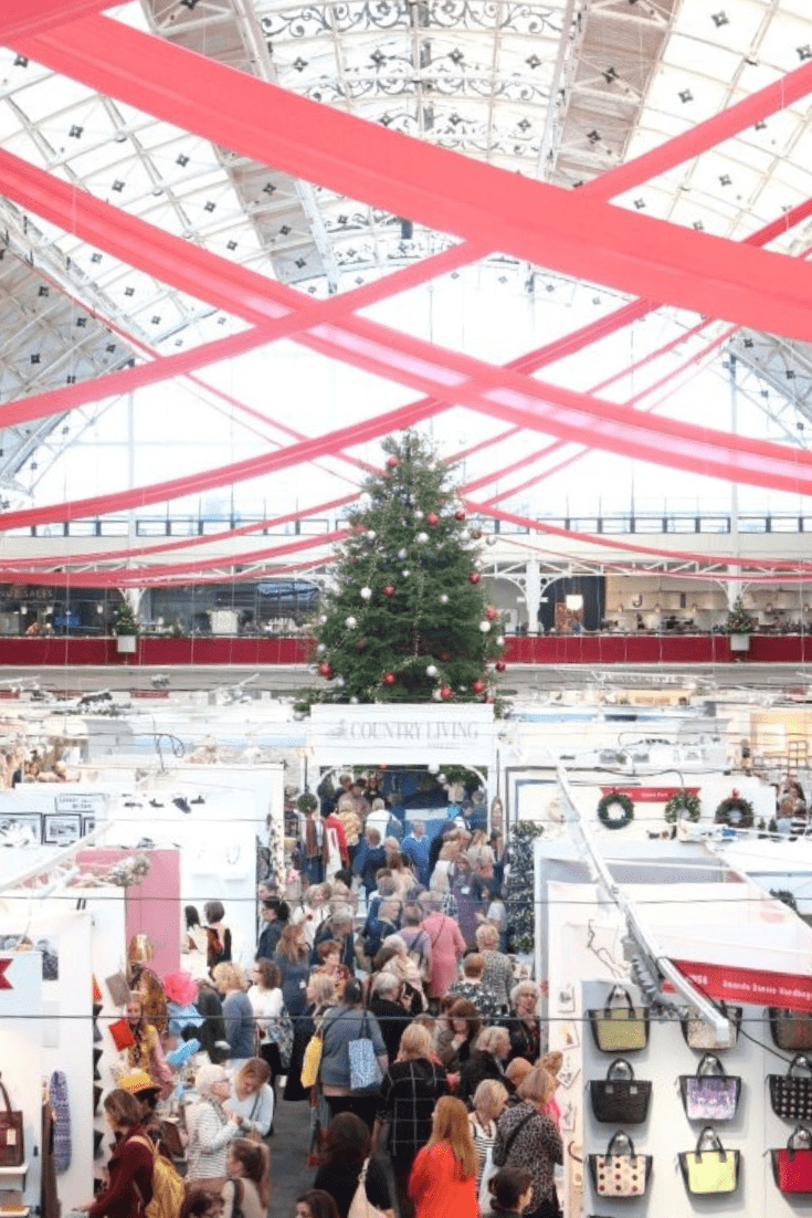 Country Living Christmas Fair London 2018