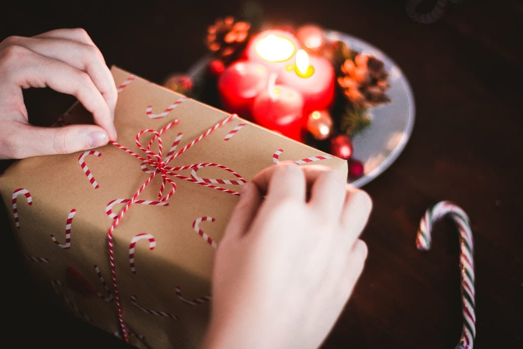 How to Wrap (almost) anything for Christmas