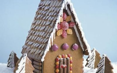 Making a Gingerbread House